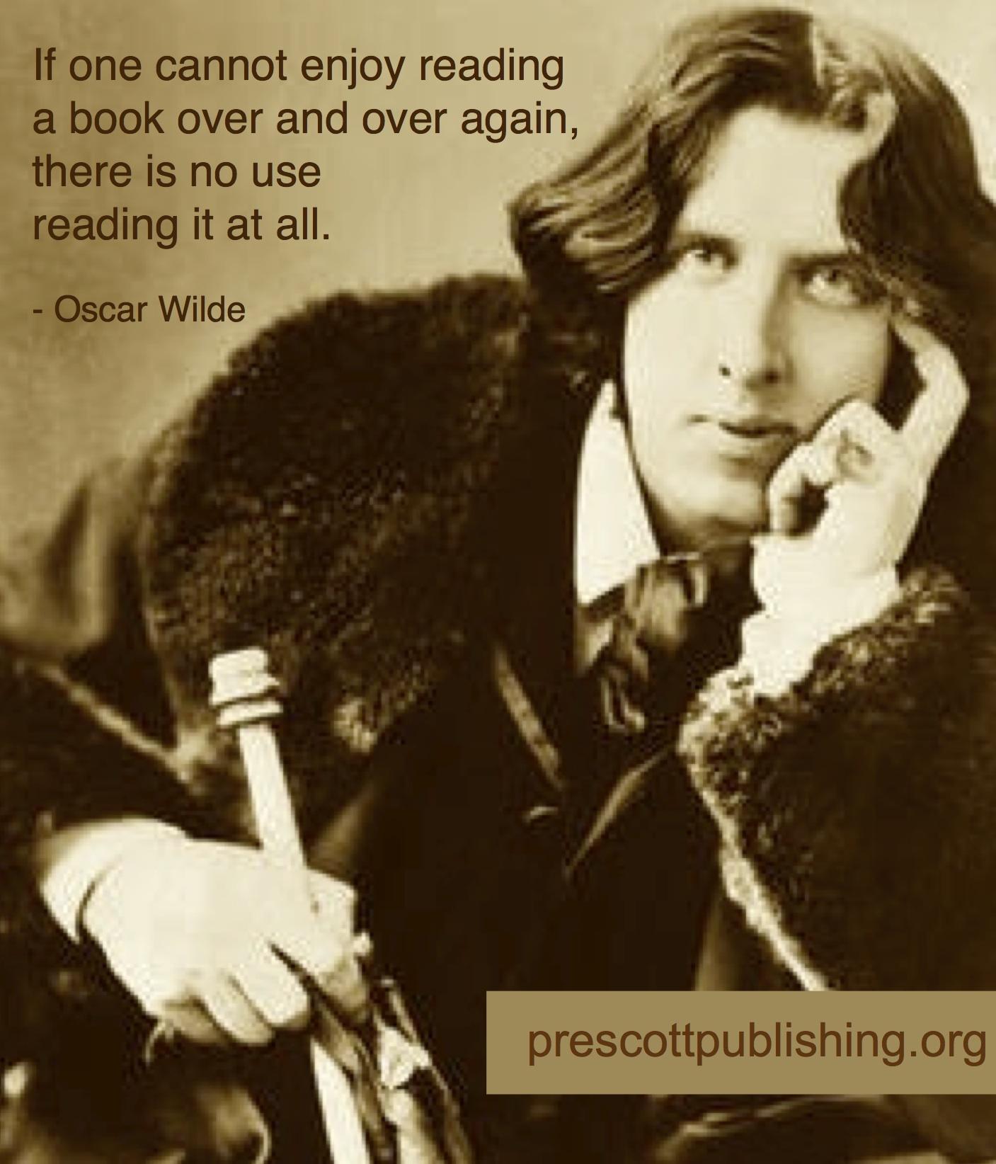 Enjoy Reading Again and Again