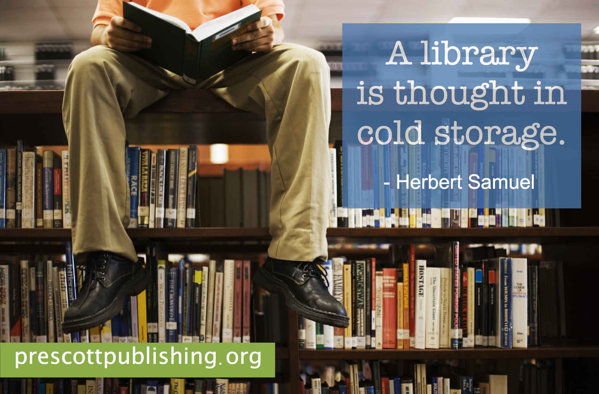 Happy Library Lovers' Month!