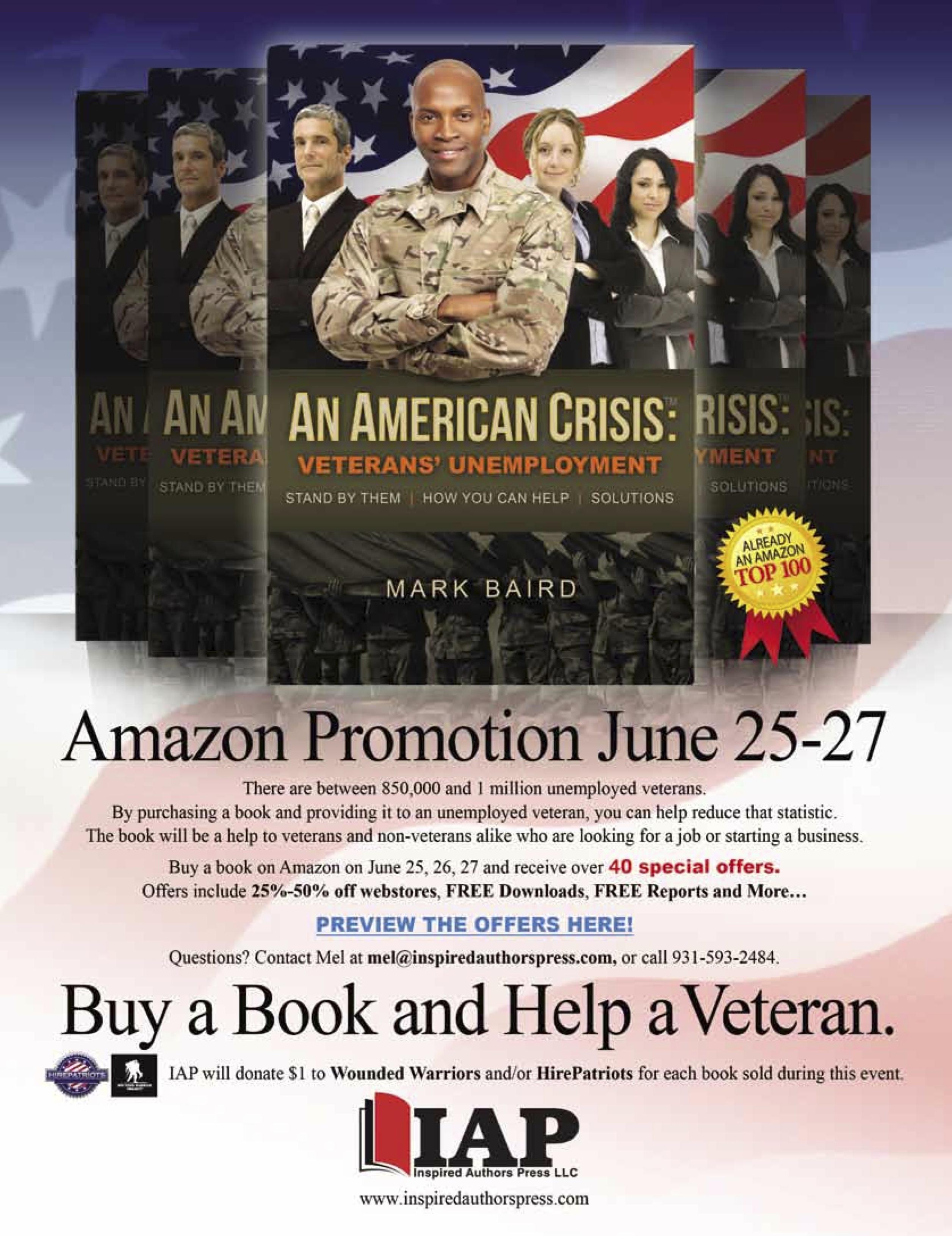 An American Crisis on Amazon