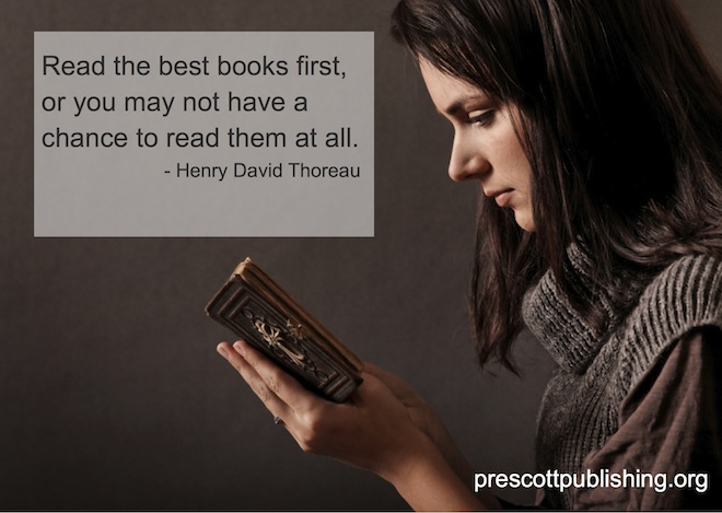 Read the Best Books First