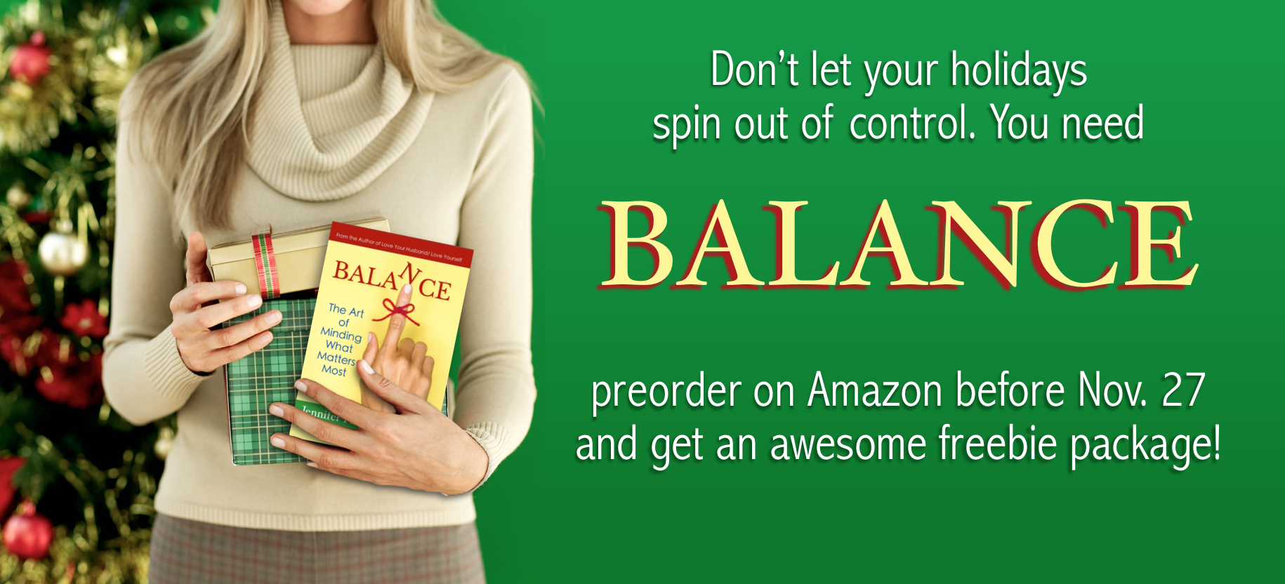 Pre-Order BALANCE & Get Great Bonus Package