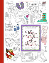Color the Word - The Walk of Faith