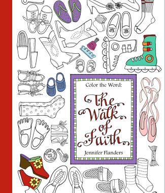 Color the Word: The Walk of Faith
