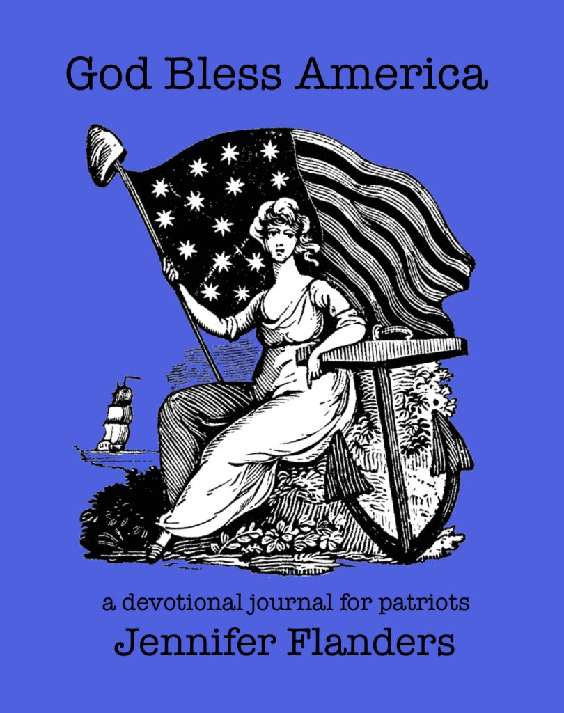 God Bless America: A Devotional Journal for Patriots
